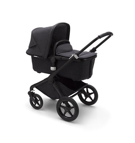 BUGABOO FOX 2  MINERAL WASHED BLACK