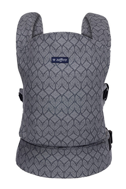 MOCHILA ERGONOMICA CITY STEEL BLUE