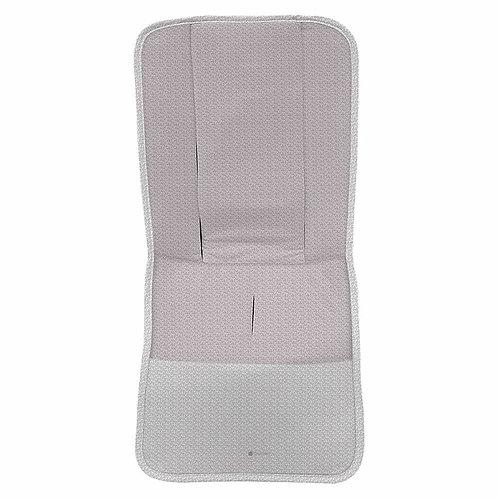 colchoneta de silla recta coleccion Liberty hojas rosa de la marca dydados