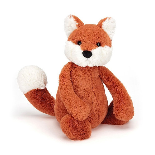 BASHFUL FOX CUB JELLYCAT
