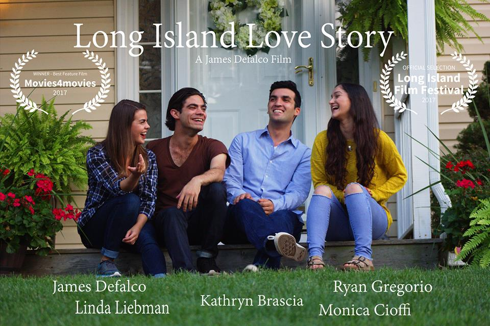 Long Island Love Story Poster