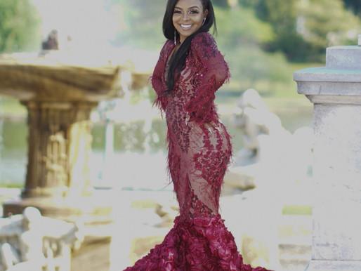 Myaisha Prom Photo Shoot