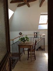 L'étable de Lilou la mezzanine