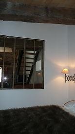 L'étable de Lilou, la chambre de la vache