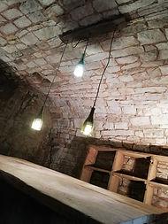 La Forge, la cave