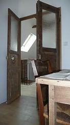 L'étable de Lilou, la chambre du lapin
