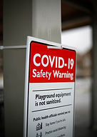 Covid-19 warning sign.JPG