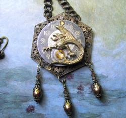 Gothic Steampunk Necklace
