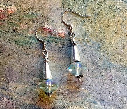 Mint Green Dangle Earrings