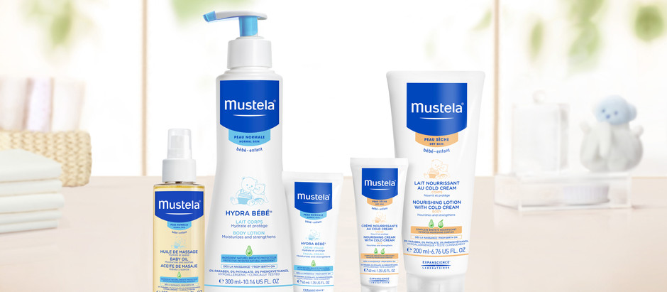 Amerikas New Official Distributor of Mustela!