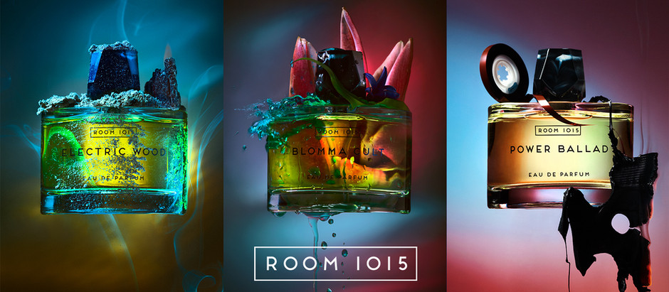 Meet the new groundbreaking fragrance brand Room 1015!