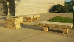 Stone Bench Krum High School.jpg