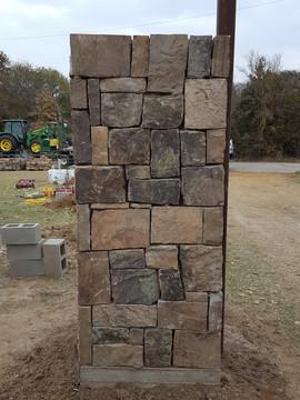 Chopped Moss Rock
