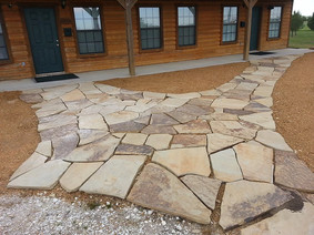 Oklahoma Flagstone 1.5in