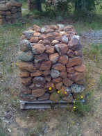 """""""Mini"""" Moss Boulders"""