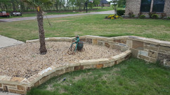 Beds and Retaining wall.jpg