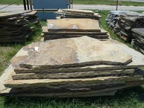 Oklahoma Oversize Flagstone Slabs 2in