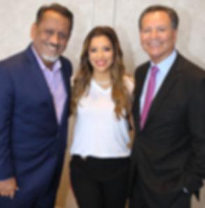 Eva Longoria Baston & Gil Cedillo Host An Afternnon of HOPE