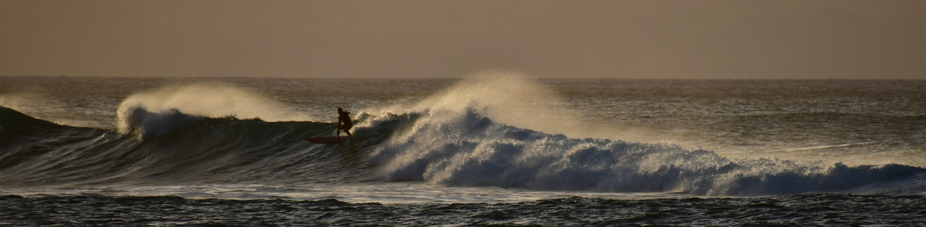On A Big Swell Day in November