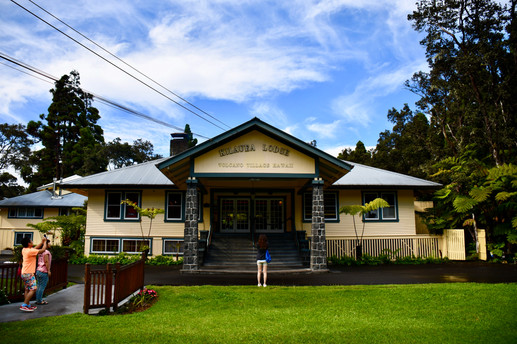 Kilauea Lodge & Restaurant