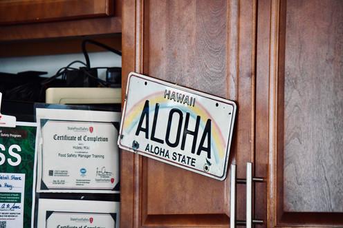 Aloha !