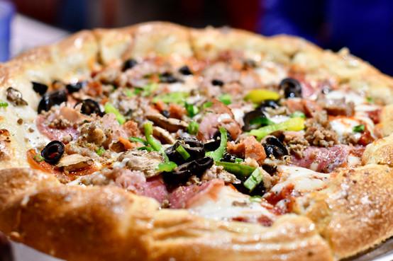 Brick Oven Pizza in South Shore Market