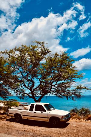 Makua Beach @2018