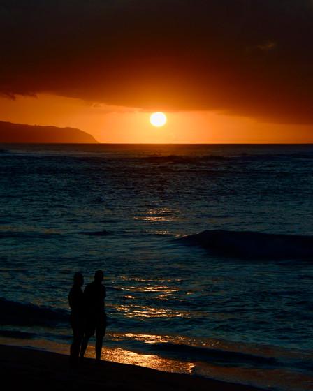Sunset in Sunset Beach