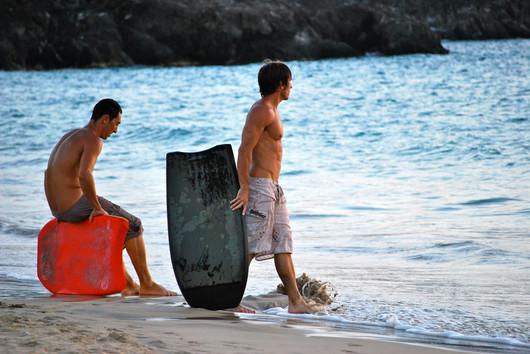 Bodyboarders