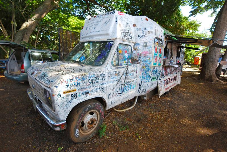"""""""Giovanni's"""" Shrimp Truck"""