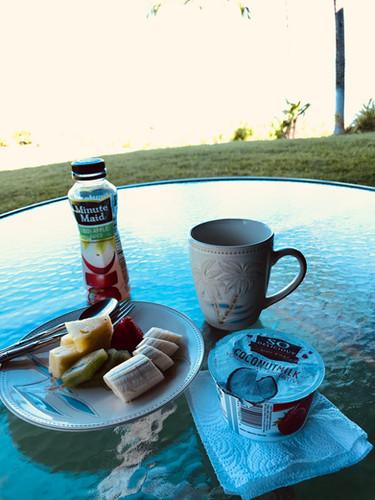 Breakfast at Lanai