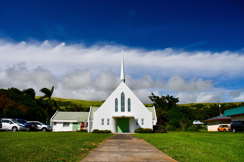 Naalehu United Methodist Church