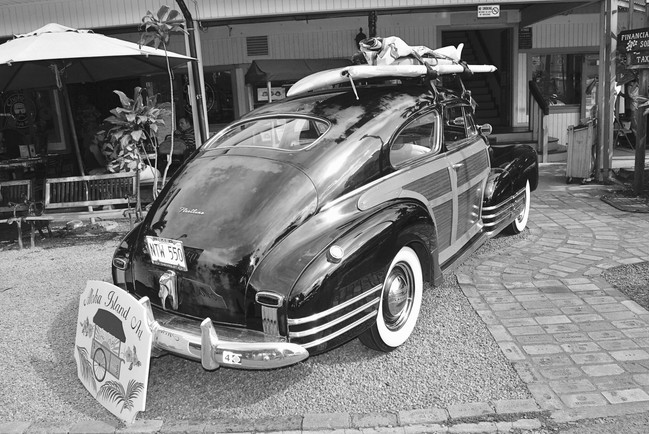 1948 Shevrolet Fleetline