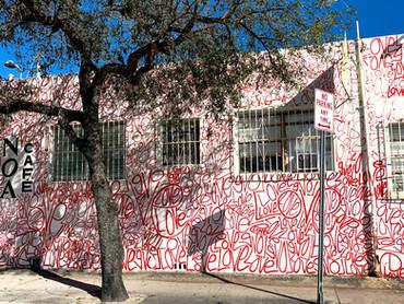"""Mural """"Love"""""""