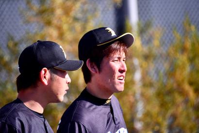 #14 Takayuki Katoh / #39 Hirotoshi Takanashi