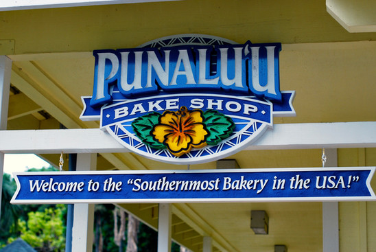 Southernmost Bakery in the USA