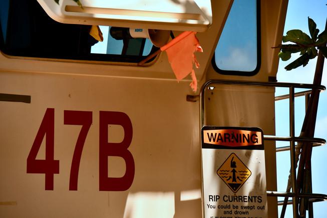 Lifeguard Tower 47B