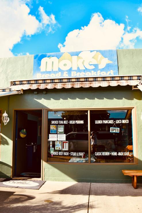 Moke's Bread & Breakfast