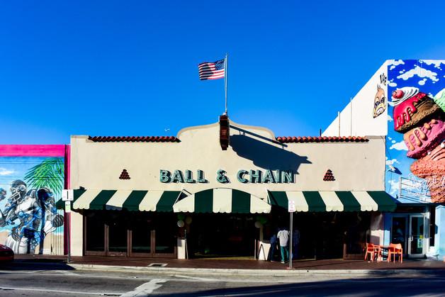 """""""Ball & Chain"""""""