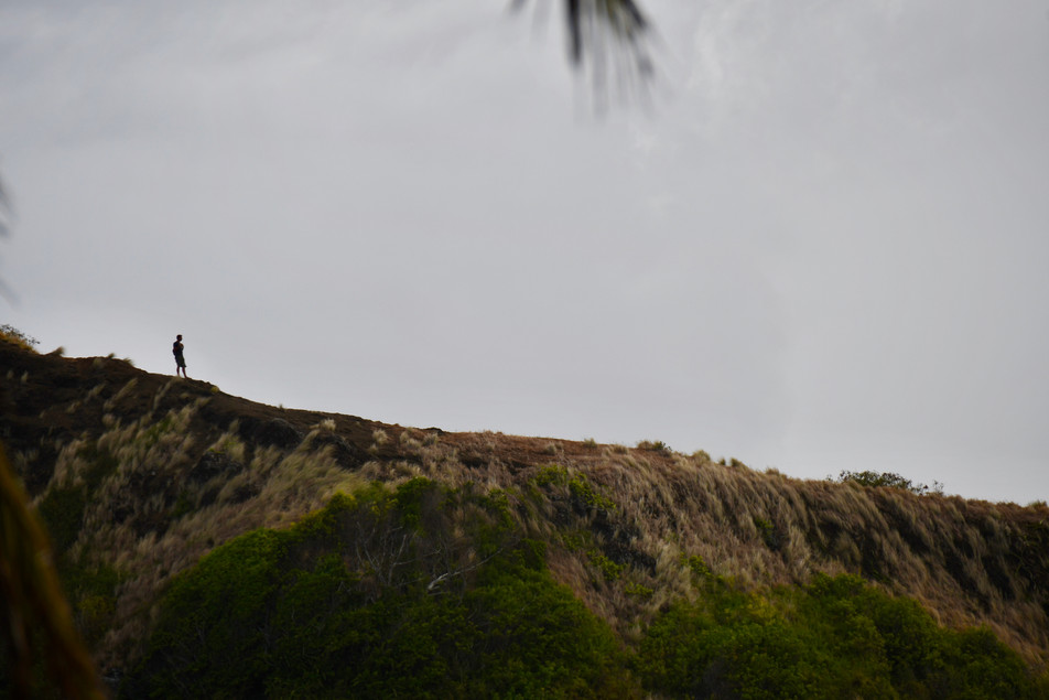 Kaiwa Ridge Trail
