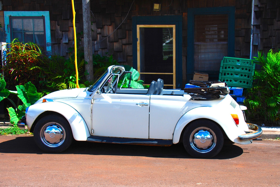 VW Beetle Cabrioret