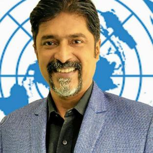 Amb. Prof. Dinesh Sabnis