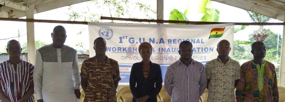 Volta Region Executives