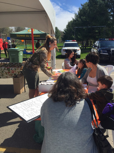 Kanesatake Community Engagement/Projet c