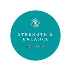 Logo For Strength And Balance With Juanita.png