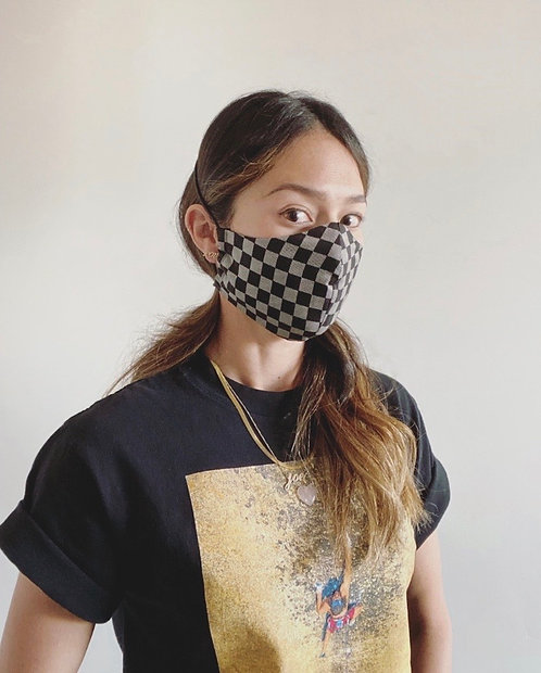 Fitted/Adjustable - Face Mask