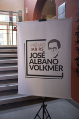 CERIMONIA PREMIO IAB RS 2016  JOSE ALBAN