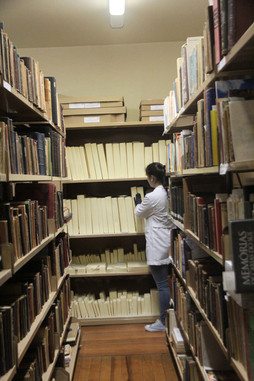 Acervo_Bibliográfico_Foto_Francine_DeÌ