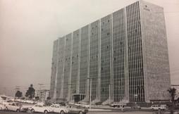 Nova sede  inicio  1970 Av.Borges  Medei
