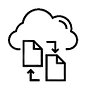 Cloud Files Icon